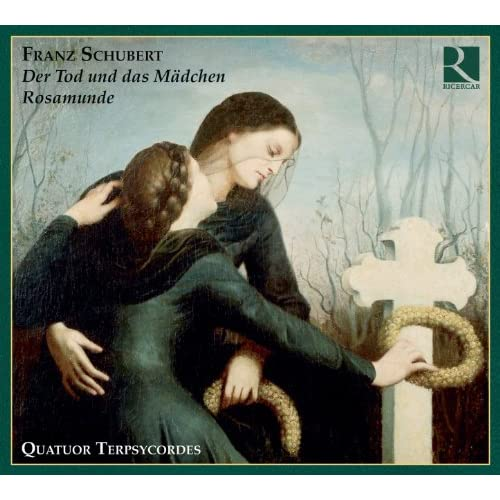 "Quartett No. 13 in A-Moll, D. 804 ""Rosamunde"": II. Andante"
