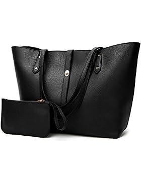 Damen Handtaschen Umhängetasche Taschen Handtasche Shopper TcIFE