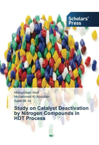 Study on Catalyst Deactivation by Nitrogen Compounds in HDT Process