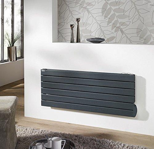 Radiateur ACOVA Fassane Premium horizontal - TVXD/Puiss : 1 000 W- H...
