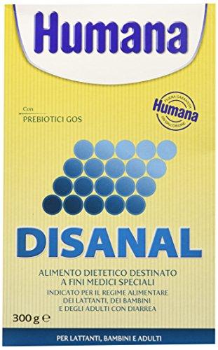 Newsbenessere.com 51XbmiWStFL Humana Disanal Alimento Dietetico per Bambini con Disturbi Gastroenterici - 300 gr
