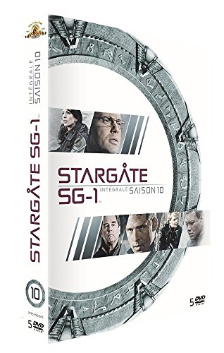 Stargate SG-1 - Saison 10 - Intégrale, DVD/BluRay