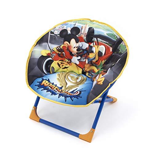 Arditex wd11620Mickey Mouse Sitz Mond faltbar Stoff 50x 50x 50cm