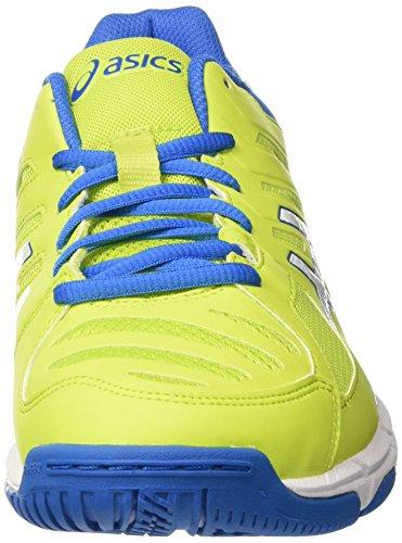 Asics Gel-beyond 5, Chaussures De Volleyball Multicolores Pour Homme (energy Green / Blanc / Bleu Électrique)
