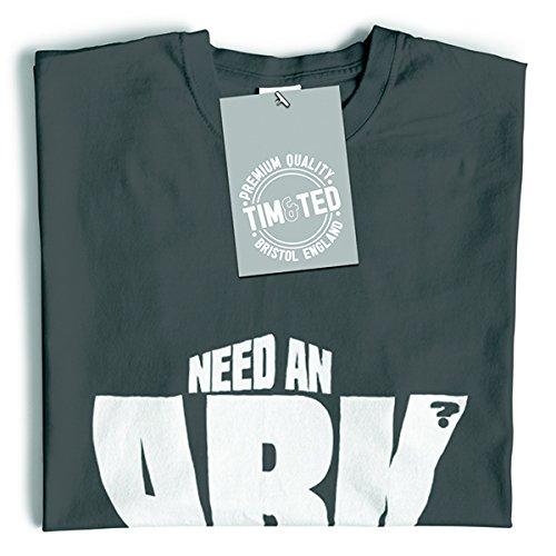 Hai bisogno di uno slogan arca I Noah Guy Christian religiosi Pun Bibbia Joke T-Shirt Da Donna Pink
