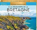 Agenda Panoramique à la Découverte de la Bretagne 2020...