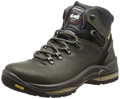 Grisport Unisex Adults' Saracen High Rise Hiking Boots, Green (Green), 11 UK...