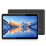 Tablet 10 Zoll HD YOTOPT - Android 7.0, Quad Core, 2GB RAM, 16GB eMMC, 3G, WiFi, Dual-SIM WiFi/Bluetooth/GPS (Schwarz)
