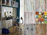 Selbstklebende Folie Klebefolie für Möbel Küche Tür & Deko I