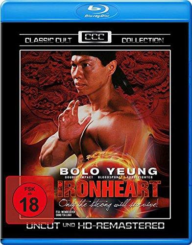 Bild von Ironheart (Classic Cult Edition) [Blu-ray]