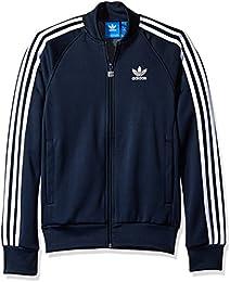 Adidas Originals Superstar décontractée Veste de survêtement pour homme ...