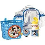Stamp K864503 Disney Mickey Mouse - Juego de bolsa, cesta, termo y timbre