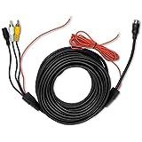 Carmedien - Cable de conexión para cámara trasera (15 m)