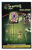 Gamo Zombie Apocalype de Luxe Spinner Cible avec 60 14xm X 14cm Objectifs pour Air Pistols, Pistolets à Billes et Carabines à Air