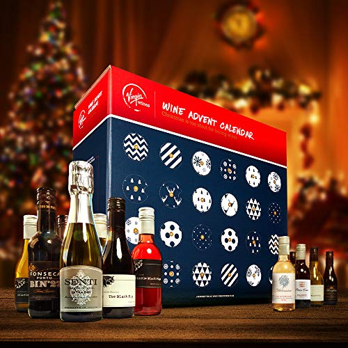 Virgin Wines Sendagift Wine Advent Calendar including Prosecco and Port