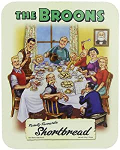 Gardiners of Scotland Ltd The Broons Shortbread Tin 240 g (Pack of 2)