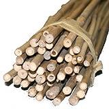 Bambus-Stäbe, Tonkinstäbe, Pflanzstäbe 120cm,  12-14mm (10)