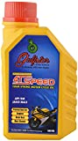 #4: Gulfstar 4T Speed 10W-30 4 Stroke Engine Oil for Motorbikes (500 ml)