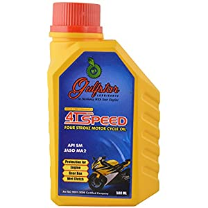 Gulfstar 4T Speed 10W-30 4 Stroke Engine Oil for Motorbikes
