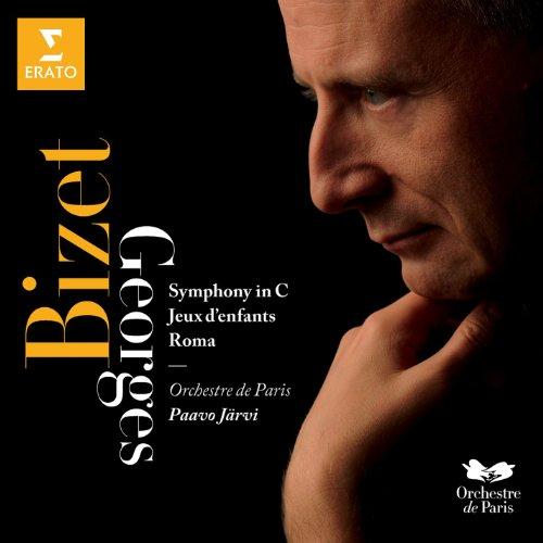 Bizet : Symphony In C, Jeux D'enfants, Roma