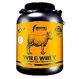 DREXSPORT - Wild Whey Protein Powder - Organic, Grass Fed, Delicious Protein Supplement