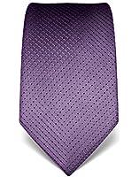 VB Cravate, pure soie, motif à pois