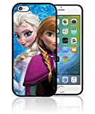 Fifrelin Coque iPhone et Samsung Elsa Anna La Reine des Neiges Frozen Disney 10141