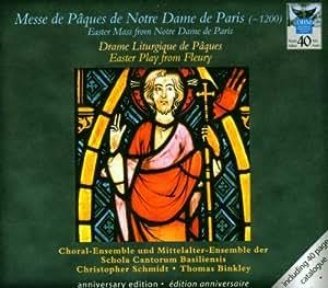 Messe De Paques De Notre Dame De Paris [Import anglais]