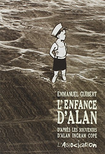 L'enfance d'Alan par Emmanuel Guibert