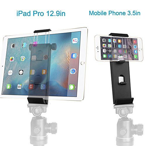 Vikdio Phone iPad Pro Tripod Mount Adapter | Soporte