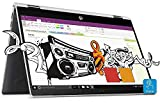 HP Pavilion x360 4LR19PA 2018 14-inch Laptop (8th gen i3-8130U/4GB/1TB/Windows 10 Home/Integrated Graphics), Natural Silver