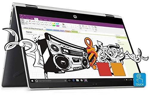 HP Pavilion x360 14-cd0076tu 2018 14-inch Laptop (8th gen i3-8130U/4GB/1TB/Win...