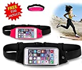 #10: Universal Sports Running Waist Pocket Belt Case For All Mobiles with free stainless steel egg mould inside gift..