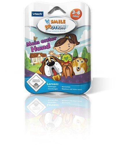 VTech 80-084264 - V.Smile Motion Lernspiel Mein erster Hund