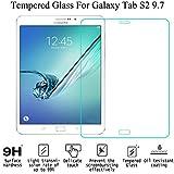 Samsung Galaxy Tab S29.7protector de pantalla, bellestyle Premium Protector de pantalla de cristal templado Film Cover forsamsung Galaxy Tab S28.0Tablet (Dureza 9H–0.3mm de grosor) Cristal de Alta Definición