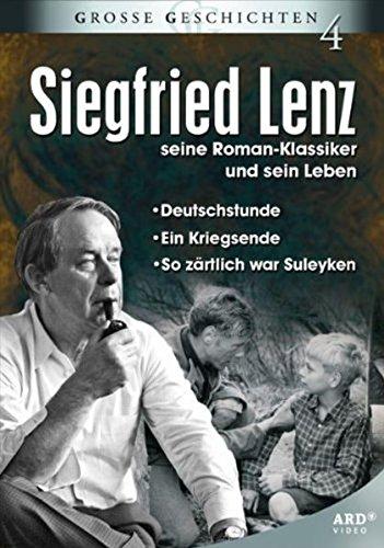 Die Siegfried Lenz-Box (4 DVDs)