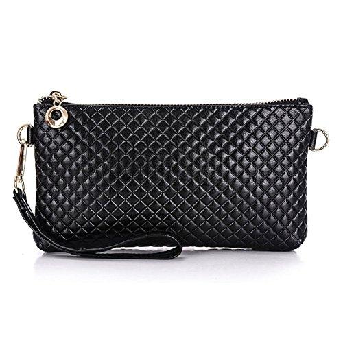 Diamante borsa della signora/ portafoglio pochette/La versione coreana di borse a mano la massa delle donne-D E