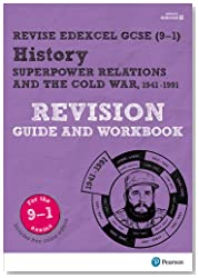 Revise Edexcel GCSE (9-1) History Superpower relations and the Cold War Revision Guide and Workbook: (with free online edition) (Revise Edexcel GCSE History 16)