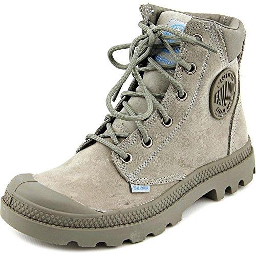 JM1 Palladium Pampa CUFF WP LUX Boots Herren Damen Leder Schuhe Gr. 37