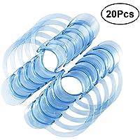HEALIFTY Mundöffner 20 Stücke Blau Dental C-form Typ Klar Wangenhalter Mund Lippenöffner für Home Dentistry Usage-L... preisvergleich bei billige-tabletten.eu