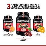 KREASTERON 7, Dose 1610 g, ultimatives ALL-IN-ONE-Aufbauprodukt mit 7 Nährstoff-Kombinationen, Muskelaufbau und Kraftsteigerung. Geschmack: Orange - 3