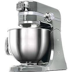 Electrolux EKM4600 - Robot de cocina multifunción, 1000 W, 10 velocidades, color gris