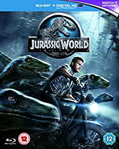 Jurassic World [Blu-ray] [2015] [Region Free]