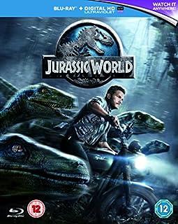 Jurassic World [Blu-ray] [2015] [Region Free] (B00YH0CQIS) | Amazon price tracker / tracking, Amazon price history charts, Amazon price watches, Amazon price drop alerts