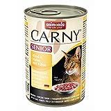 Animonda Animonda Cat Dose Carny Senior Rind & Huhn & Käse 400g