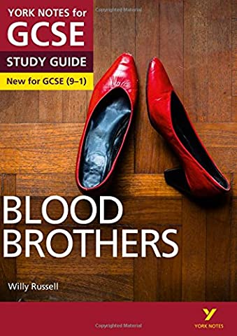 Blood Brothers: York Notes for GCSE