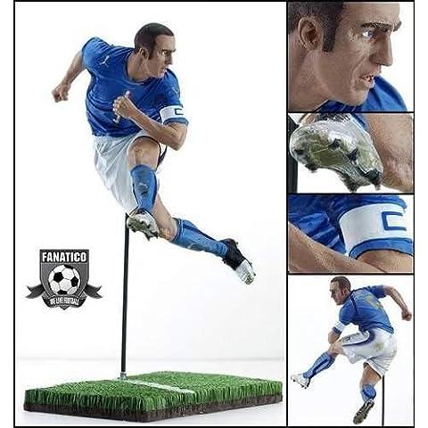 MWS2452 Figura del futbolista FABIO CANNAVARO a escala 1:9 / 13 cm (Edición limitada)