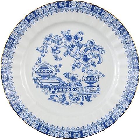 Seltmann Weiden 6-pk dessert plates porcelain blue size 19 Ø