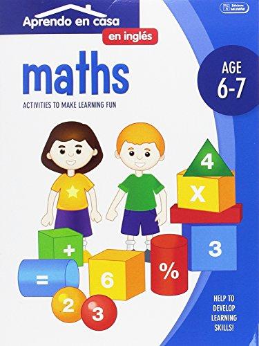 APRENDO EN CASA INGLÉS (6-7 AÑOS): Aprendo En Casa Inglés. Leer. 6-7 Años: 2 por PATIMPATAM