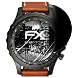 atFoliX Blickschutzfilter für Fossil Q Nate Blickschutzfolie - FX-Undercover 4-Wege Sichtschutz Displayschutzfolie